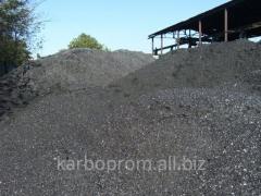 Long-flaming coal (grade 0-13)