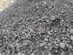 Long-flaming coal (grade 0-200)