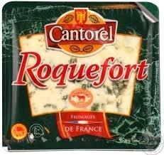 Cheese Kantorel Rokfor (Cantorel Roquefort)