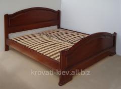 Кровать дуб венге