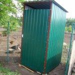 Cabins toilet to order, Ukraine, Cherkasy sale