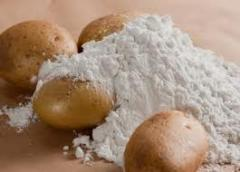 Potato starch of premium high viscosity.