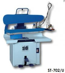 Прессы гладильные Sidi Mondial для химчисток и