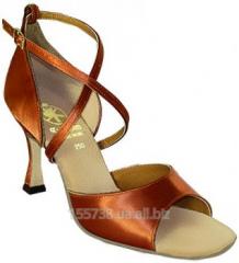 Dances footwear, female Latina, model 702