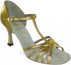 Dances footwear, female Latina, model 703