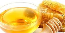 Honey from steppe forbs