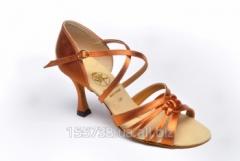 Dances footwear, female Latina, model 733