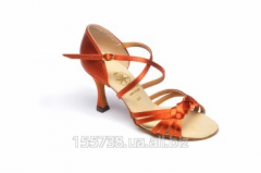 Dances footwear, female Latina, model 741