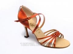 Dances footwear, female Latina, model 742
