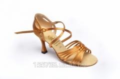 Dances footwear, female Latina, model 743