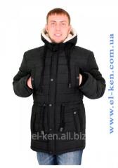 Winter jacket of Park-134 from EL&KEN