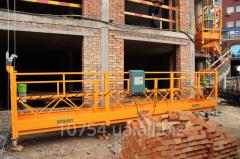 Cradle construction ZLP500