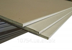 Knauf gypsum cardboard of wall 12,5 mm.