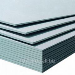 Knauf gypsum cardboard of ceiling 9.5 mm