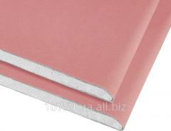Knauf gypsum cardboard fire-resistant GKLO