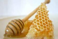 Natural honey (Production of beekeeping)