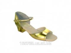 Dances footwear, for girls, model 102