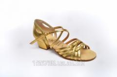 Dances footwear, for girls, model 130