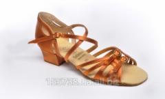 Dances footwear, for girls, model 131