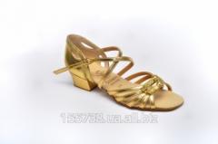 Dances footwear, for girls, model 132
