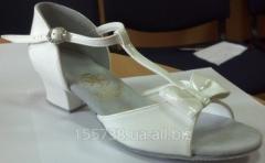 Dances footwear, for girls, model 133
