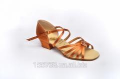 Dances footwear, for girls, model 135