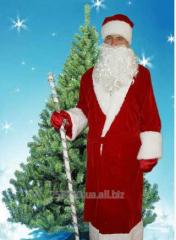 Костюм Дед Мороз Код: 21