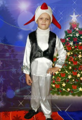 Новогодний костюм Пингвин Код: 12