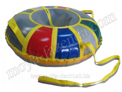 Inflatable sledge for adults and children (SO-1