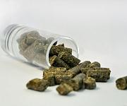 Жмых подсолнечника, прессованные семена