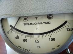 Термометр манометрический ТКП-160Сг-М2