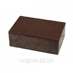 Tile for the sidewalk - Monolith color standard