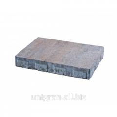 Tile for the sidewalk - Patio kolormiks