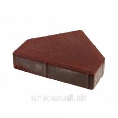 Tile for the sidewalk - Pyramid Color Standard