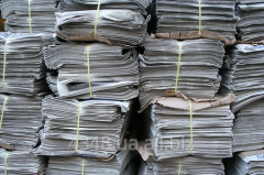 Purchase of waste paper