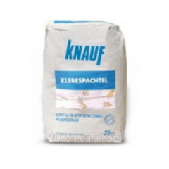 Dry Blend the universal Klebeshpakhtel gluing and