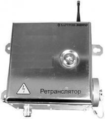 Система дистанционного контроля температуры...