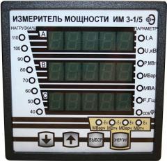 IM 3-1/5 power measuring instruments