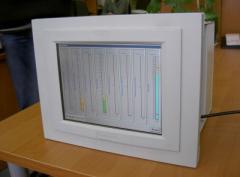 Registrar electronic multichannel REM-06/12