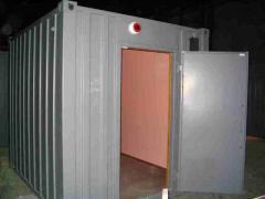 Контейнер для телекоммуникационного оборудования