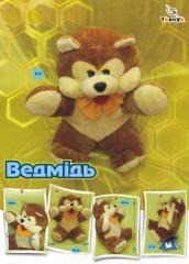 Toys children's soft TM Tkachuk. Producer.