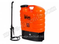 Accumulator sprayer for the garden OGA-112E Quartz