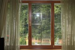 Окна из евробруса 68 , 78 , 92 ,110