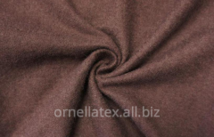 Boucle wool small S14659 brown