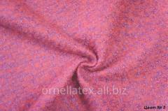 Boucle wool paltovy melange two-color H7480