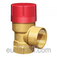 Предохранительный клапан для твердотопливного