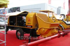 Concrete pump Stationary HBT120C-2120D III SANY