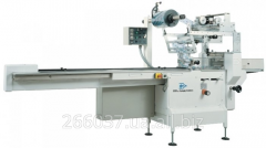 Horizontal packing machine, type flou-pak,