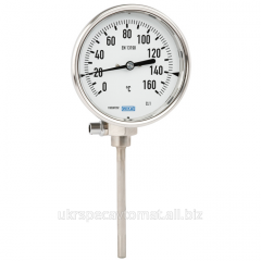 Bimetallic thermometer Model 54 twintemp