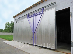 Convective drying chambers for timber
